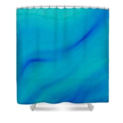 Your Wave Mirrored Shower Curtain