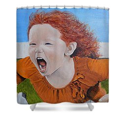 You're Gonna Hear Me.......... Shower Curtain