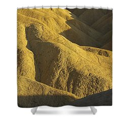 Zabriski Point #4 Shower Curtain by Stuart Litoff