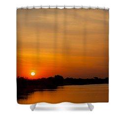 Zambezi Light Shower Curtain