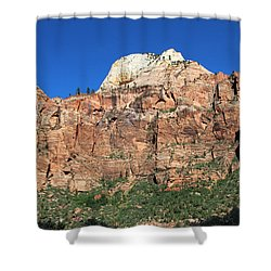 Zion Wall Shower Curtain