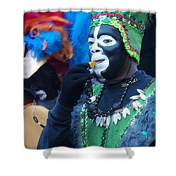 Zulu Shower Curtain