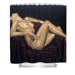 Exquisite Shower Curtain by Richard Young