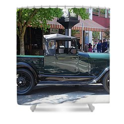 29 Ford Pickup Shower Curtain