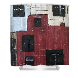 Eureka Springs Arkansas #1 Shower Curtain