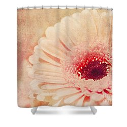 Shower Curtain featuring the photograph  Pinked by Traci Cottingham