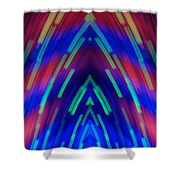 What Is The Point Shower Curtain