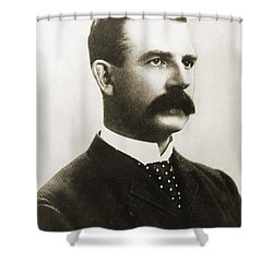 Albert Goodwill Spalding Shower Curtain by Granger