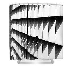 Allegro Shower Curtain by Skip Hunt