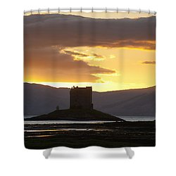 Appin, Argyll & Bute, Scotland Shower Curtain by Axiom Photographic