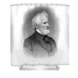 Arthur Tappan (1786-1865) Shower Curtain by Granger