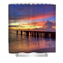 Beautiful Sky Shower Curtain