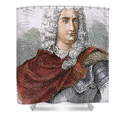 Charles-francois Du Fay Shower Curtain by Granger