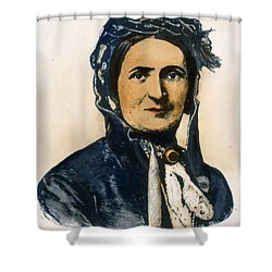 Ellen Craft (b.1826) Shower Curtain by Granger