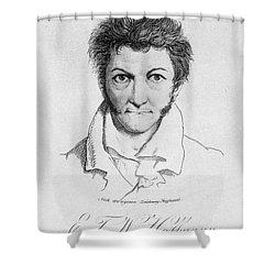 Ernst Hoffmann (1776-1822) Shower Curtain by Granger