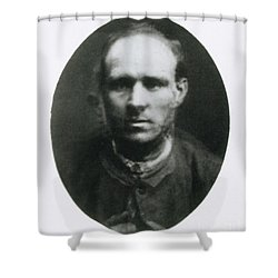 Eugenics, Criminal Composite Shower Curtain by Science Source