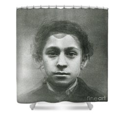 Eugenics, Jewish Composite Shower Curtain by Science Source