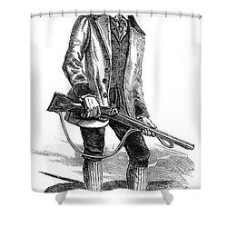 Francis Joseph I (1830-1916) Shower Curtain by Granger