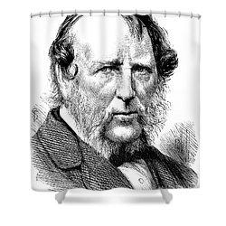 George Cruikshank Shower Curtain by Granger