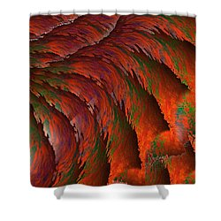Imagination Shower Curtain by Christopher Gaston