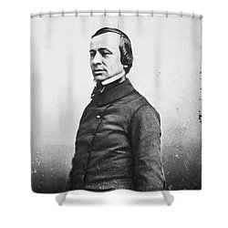 Laboulaye (1811-1883) Shower Curtain by Granger