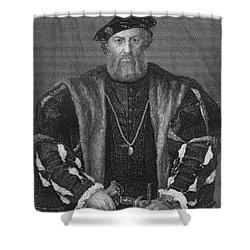 Ludovico Sforza (1452-1508) Shower Curtain by Granger