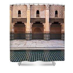 Marrakesh, Morocco Shower Curtain by Axiom Photographic
