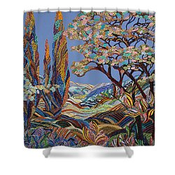 Pastorale Shower Curtain