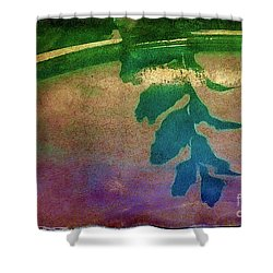 Reflection Shower Curtain by Judi Bagwell