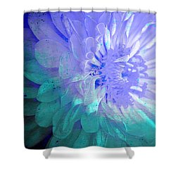 Soft Susy  Shower Curtain by Empty Wall
