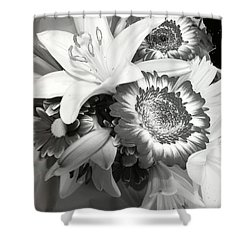 Shower Curtain featuring the photograph Subterranean Memories 7 by Lenore Senior