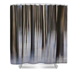 Woodland Fantasy Shower Curtain by Heiko Koehrer-Wagner
