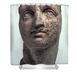 Alexander The Great Shower Curtain by Granger