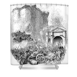 French Revolution, 1789 Shower Curtain by Granger