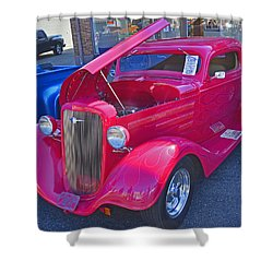 Shower Curtain featuring the photograph 1934 Chevy Coupe by Tikvah's Hope