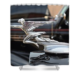 1934 Packard  Shower Curtain