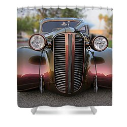 1938 Ford Shower Curtain