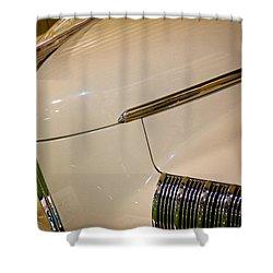 1941 Nash Ambassador Eight Shower Curtain by David Patterson