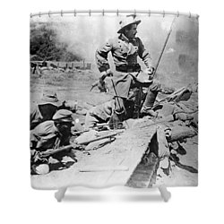 Birth Of A Nation, 1915 Shower Curtain by Granger