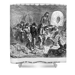 Civil War: Shiloh, 1862 Shower Curtain by Granger