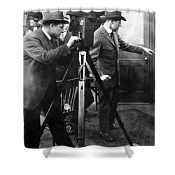 D.w. Griffith (1875-1948) Shower Curtain by Granger