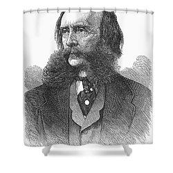 Edwards Pierrepont Shower Curtain by Granger