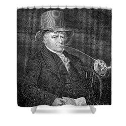 Elkanah Watson (1758-1842) Shower Curtain by Granger
