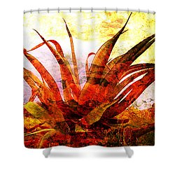 Maguey Shower Curtain