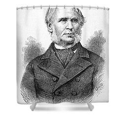 Neal Dow (1804-1897) Shower Curtain by Granger