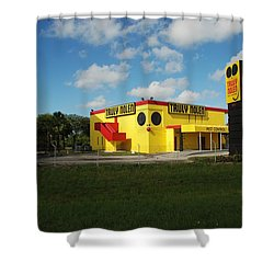 Truly Nolen Shower Curtain by Rob Hans