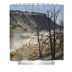 Yellowstone Nat'l Park Shower Curtain