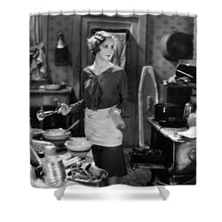 Silent Film Still Shower Curtain by Granger