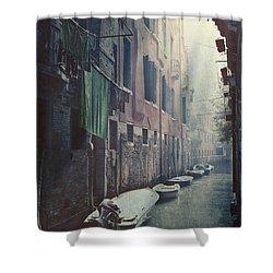Venezia Shower Curtain by Joana Kruse
