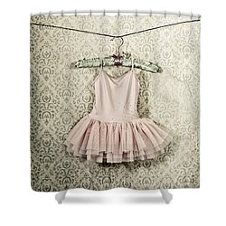 Ballet Dress Shower Curtain by Joana Kruse